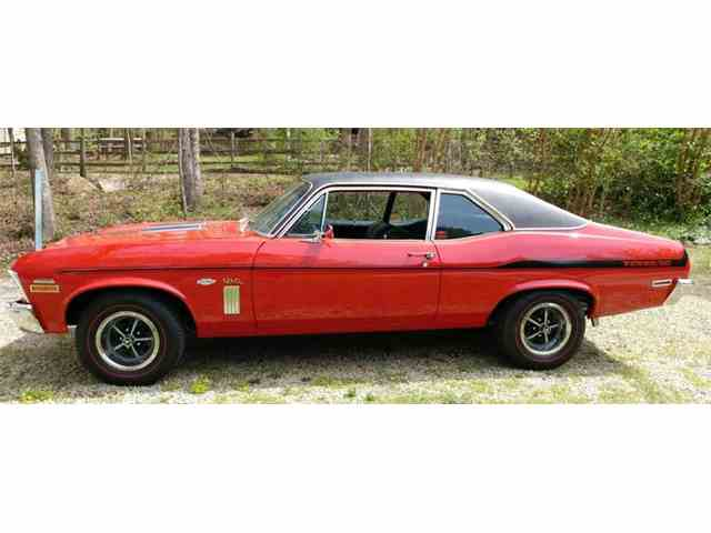 Picture of Classic 1971 Chevrolet Nova located in Greensboro North Carolina - NMGV