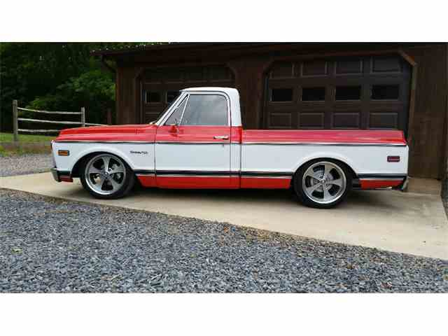 Picture of '71 C10 - NMGX