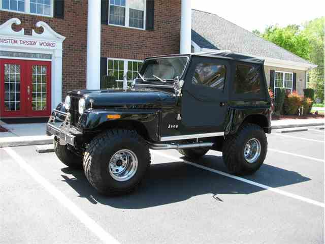 Picture of 1981 Jeep Wrangler - NMH1