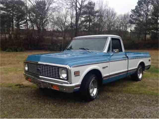 Picture of '72 C10 - NMH3