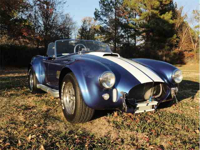 Picture of '02 Superformance Cobra Auction Vehicle Offered by  - NMH4