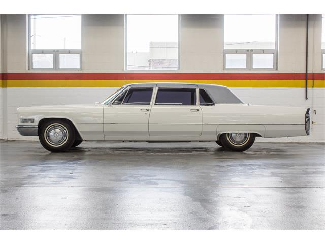 Picture of '66 Fleetwood Limousine - NKXQ