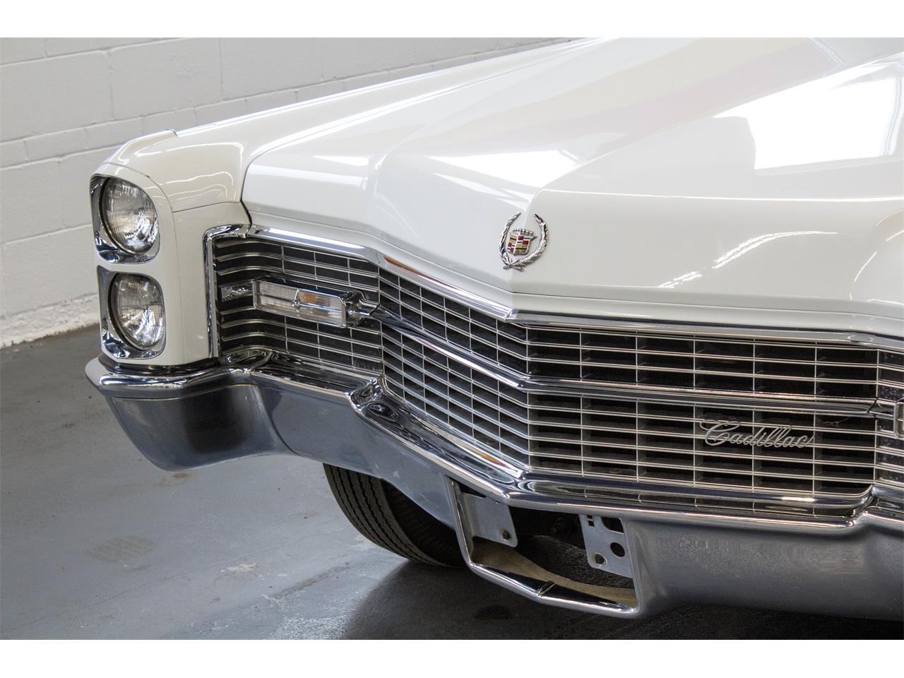Large Picture of 1966 Cadillac Fleetwood Limousine located in Quebec - $49,995.00 Offered by John Scotti Classic Cars - NKXQ