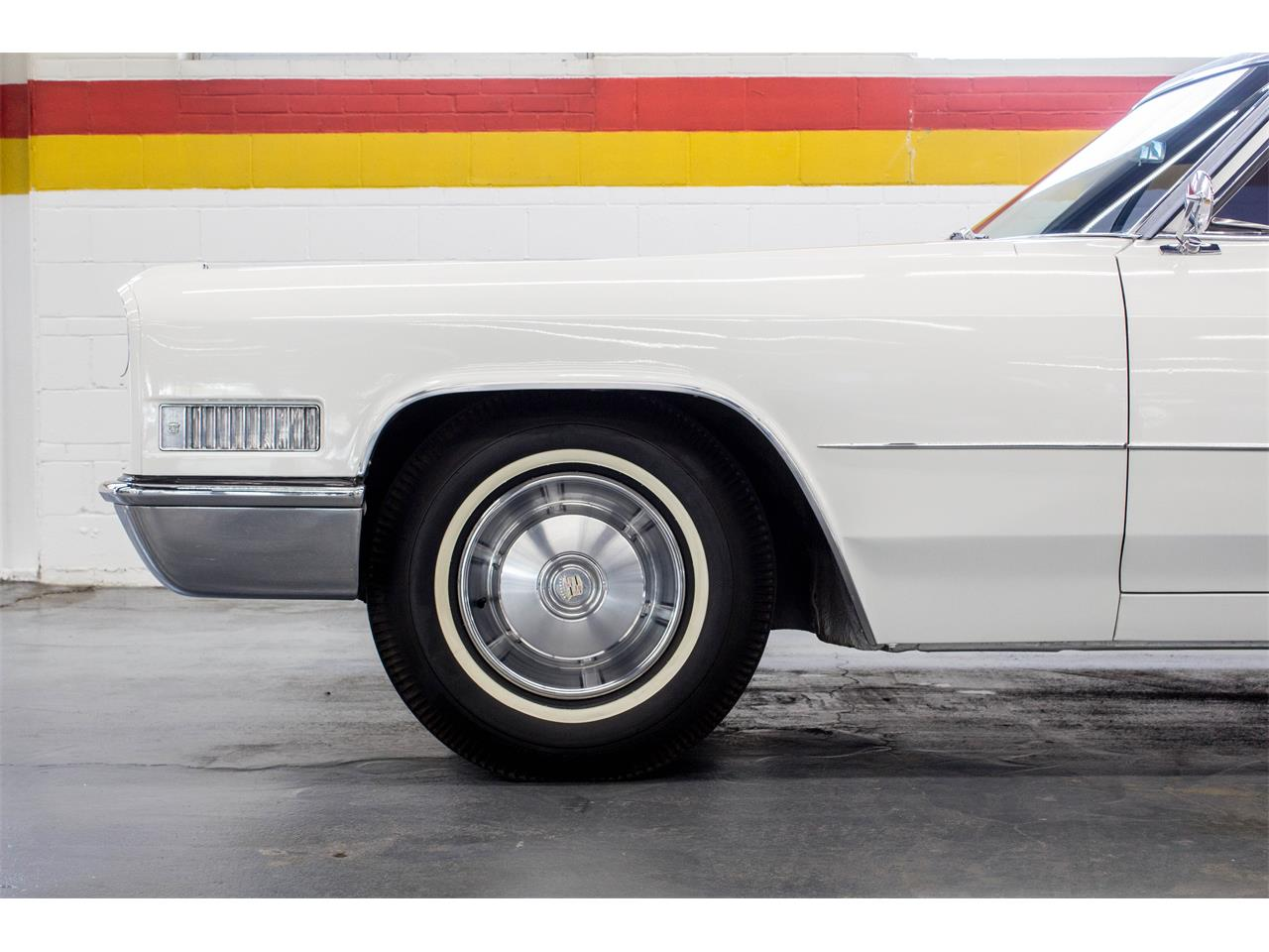 Large Picture of Classic '66 Cadillac Fleetwood Limousine - $49,995.00 Offered by John Scotti Classic Cars - NKXQ