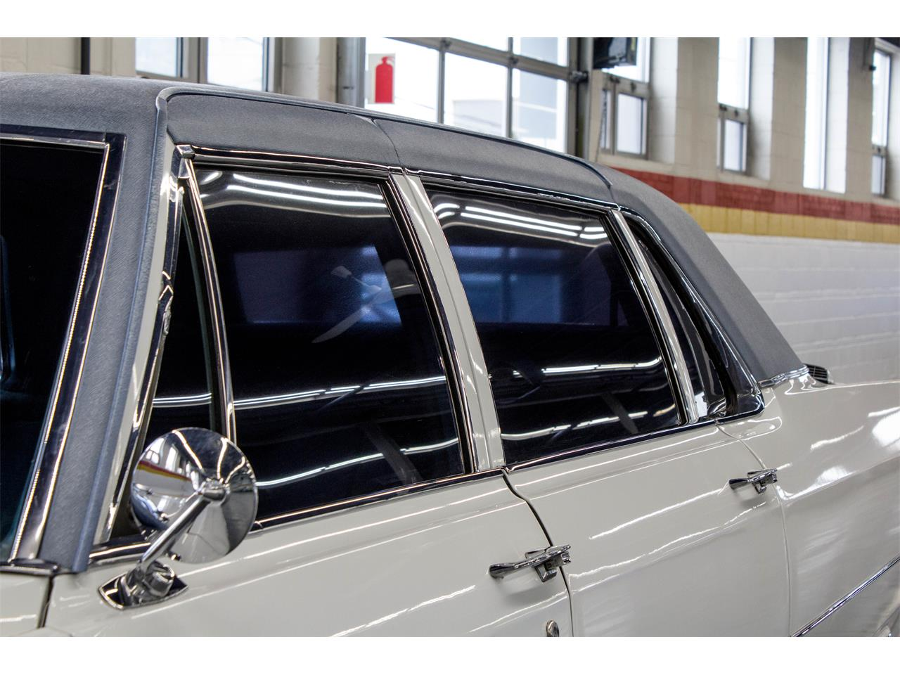 Large Picture of 1966 Cadillac Fleetwood Limousine - $49,995.00 - NKXQ