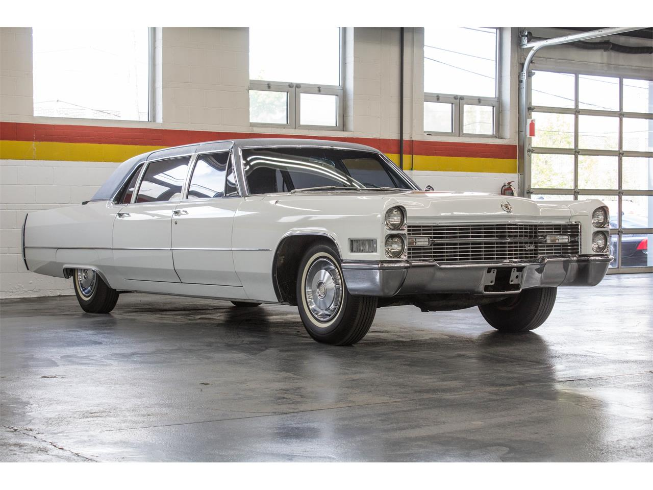 Large Picture of Classic 1966 Fleetwood Limousine located in Quebec - $49,995.00 Offered by John Scotti Classic Cars - NKXQ