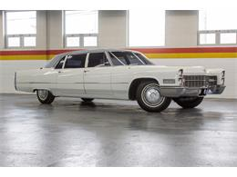 Picture of '66 Cadillac Fleetwood Limousine - NKXQ