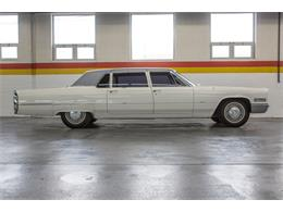 Picture of Classic 1966 Cadillac Fleetwood Limousine - NKXQ