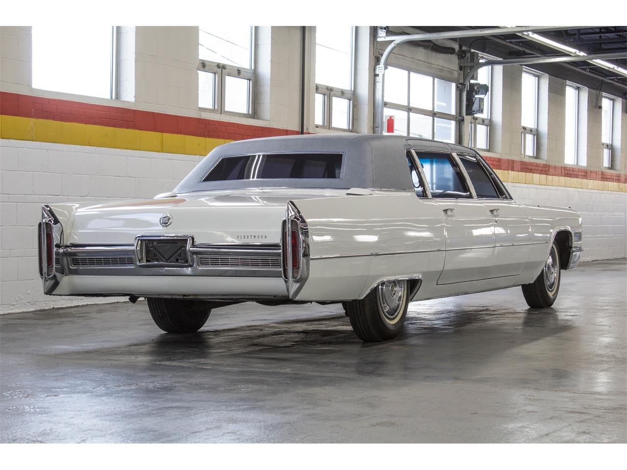 Large Picture of 1966 Fleetwood Limousine located in Quebec - $49,995.00 Offered by John Scotti Classic Cars - NKXQ