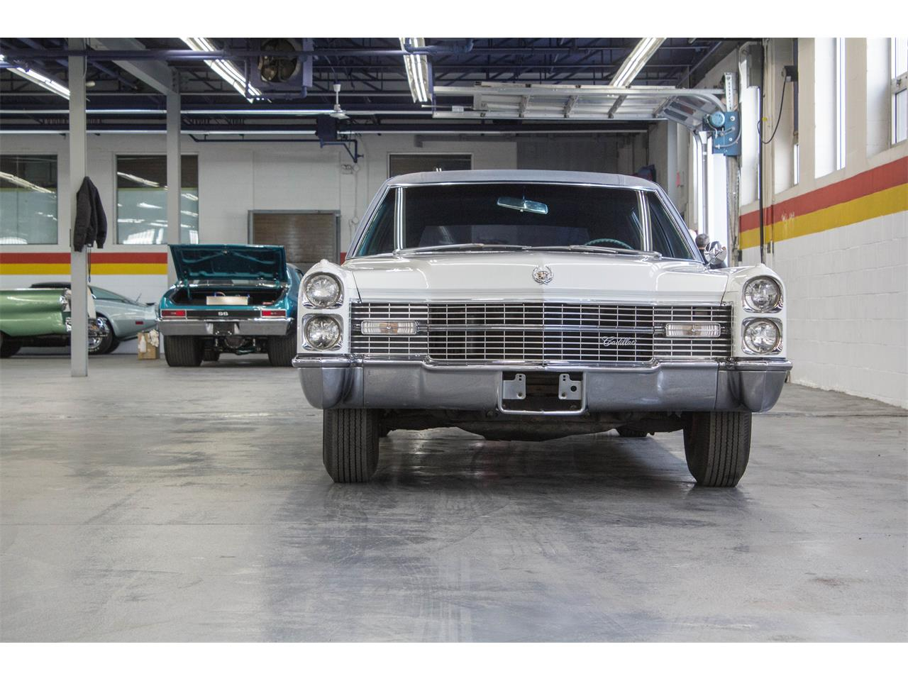 Large Picture of Classic 1966 Fleetwood Limousine located in Montreal Quebec Offered by John Scotti Classic Cars - NKXQ