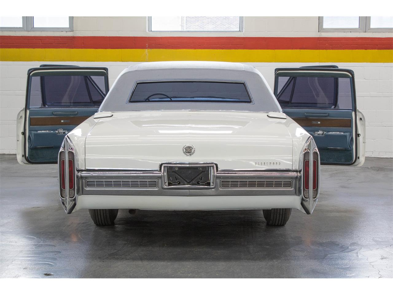 Large Picture of Classic 1966 Cadillac Fleetwood Limousine located in Quebec Offered by John Scotti Classic Cars - NKXQ