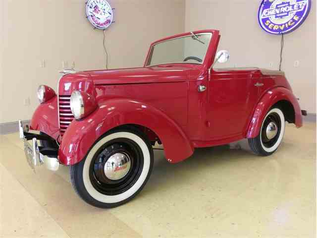 Picture of Classic 1940 American Bantam Automobile Auction Vehicle - NMH9