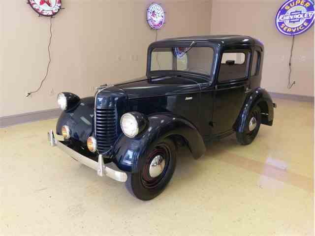 Picture of Classic '40 American Bantam Automobile - NMHA