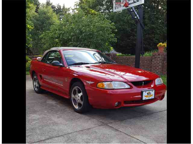Picture of 1994 Ford Mustang Auction Vehicle Offered by  - NMHG
