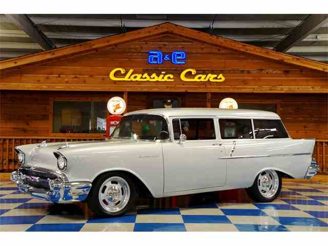Picture of 1957 Chevrolet 150 located in New Braunfels Texas - $46,900.00 Offered by  - NKXR