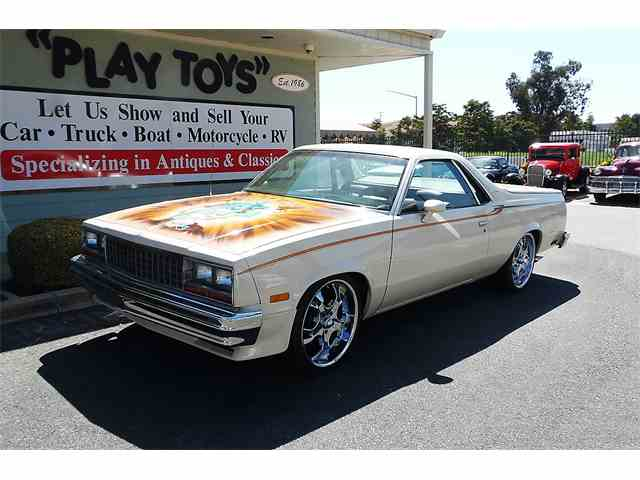 Picture of 1983 Chevrolet El Camino located in California - NKXS