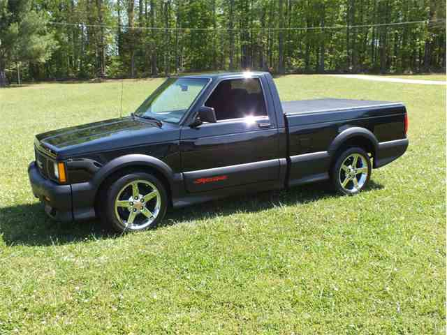 Picture of 1991 GMC Sonoma Auction Vehicle Offered by  - NMHY