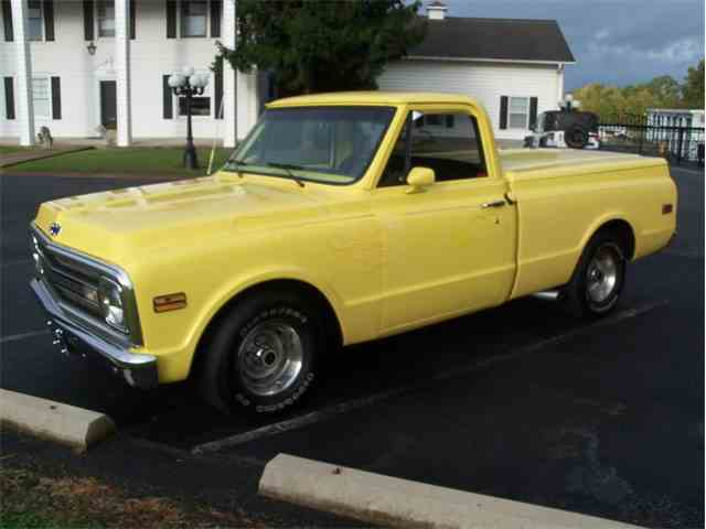 Picture of Classic '69 Chevrolet C10 Offered by  - NMI1
