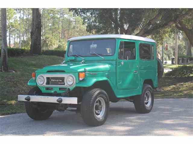 Picture of '78 Toyota Land Cruiser FJ Offered by  - NMI2