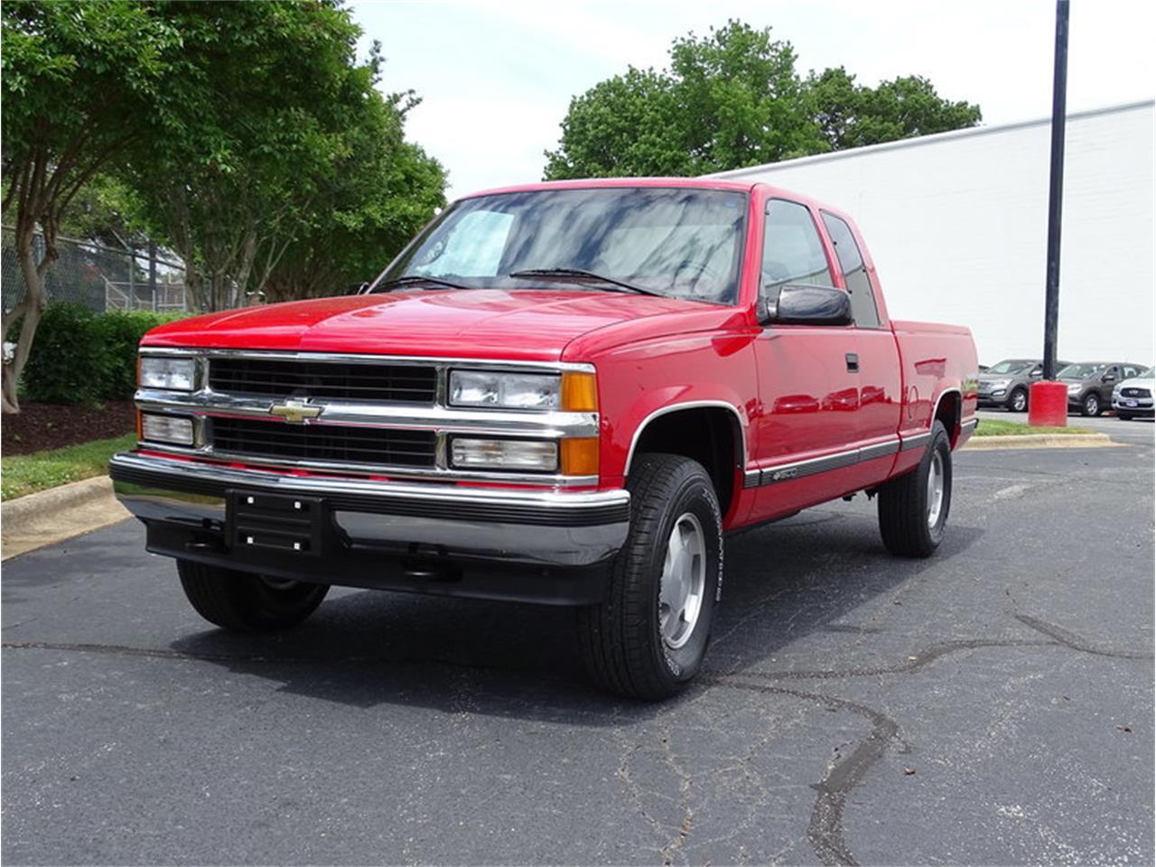 1998 Chevrolet Silverado For Sale Classiccars Com Cc 1102254