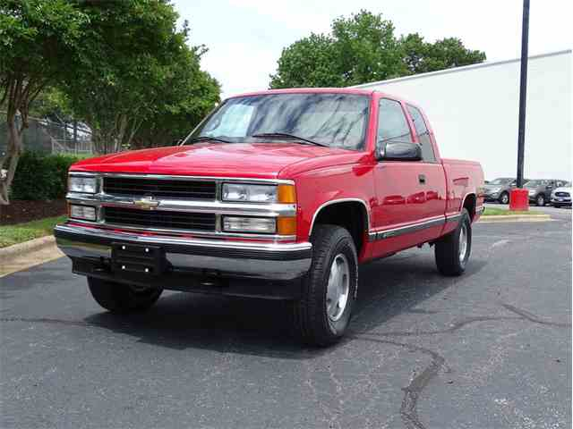 Picture of 1998 Silverado Auction Vehicle - NMI6