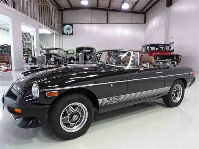 Picture of '80 MGB - NMIH