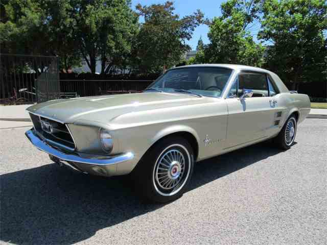 Picture of '67 Mustang - NMIK