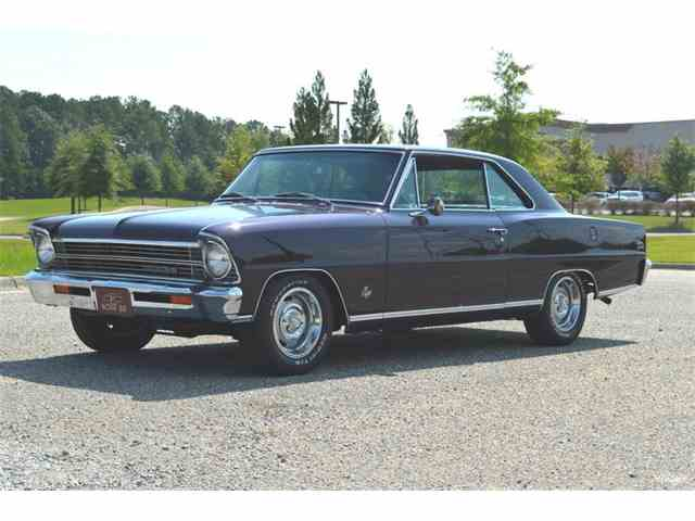 Picture of Classic '67 Nova located in Alabama Offered by  - NMIP