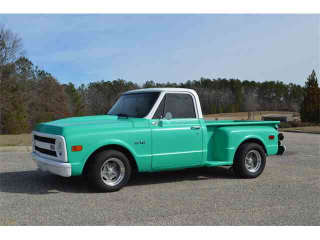 Picture of Classic '70 Chevrolet C10 located in Alabama - NMIR
