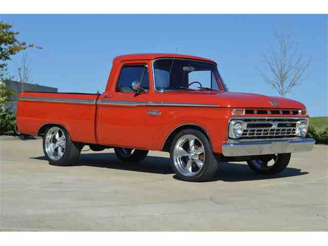 Picture of 1966 Ford F100 located in Alabaster Alabama - NMIZ