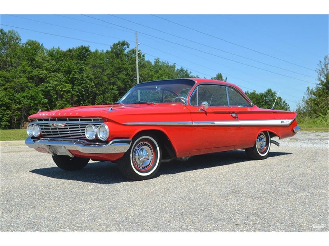 61 Impala For Sale >> For Sale 1961 Chevrolet Impala In Alabaster Alabama