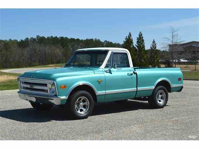 Picture of '68 Chevrolet C10 located in Alabama - NMJ6