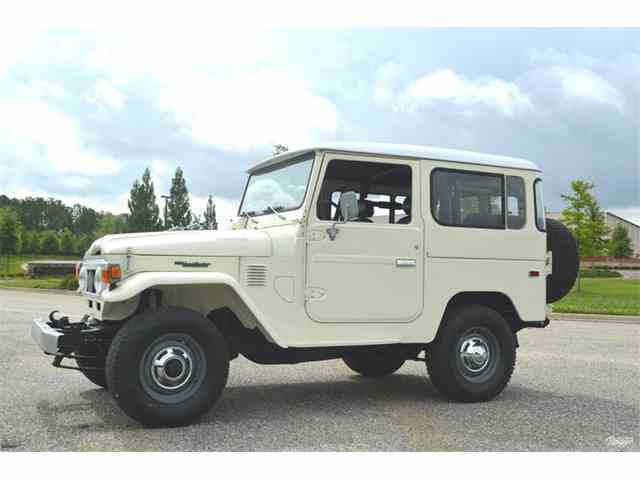 Picture of '77 Land Cruiser FJ - NMJ7