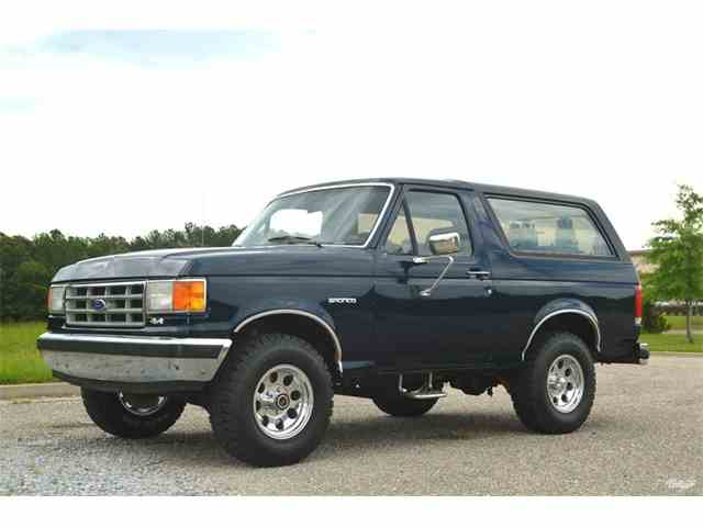 Picture of '88 Bronco - NMJG