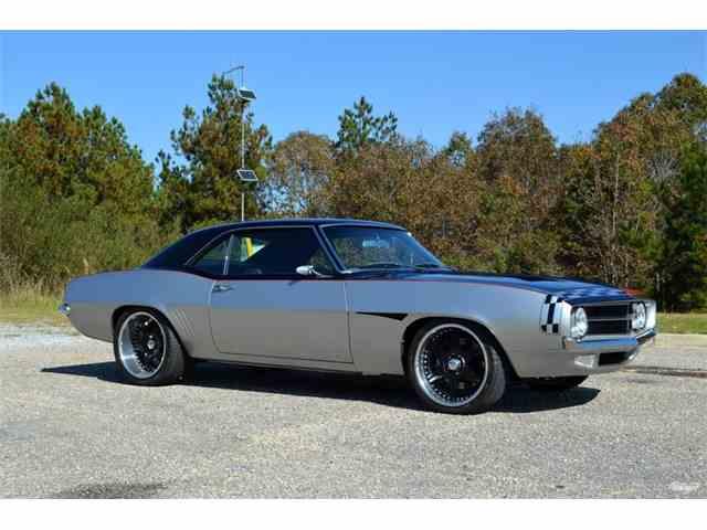 Picture of Classic '69 Camaro located in Alabama - NMJN