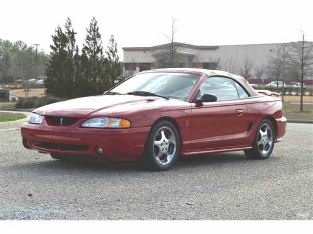 Picture of 1994 Mustang located in Alabaster Alabama Offered by  - NMJS