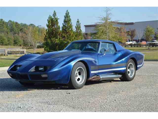 Picture of '72 Corvette - NMJT