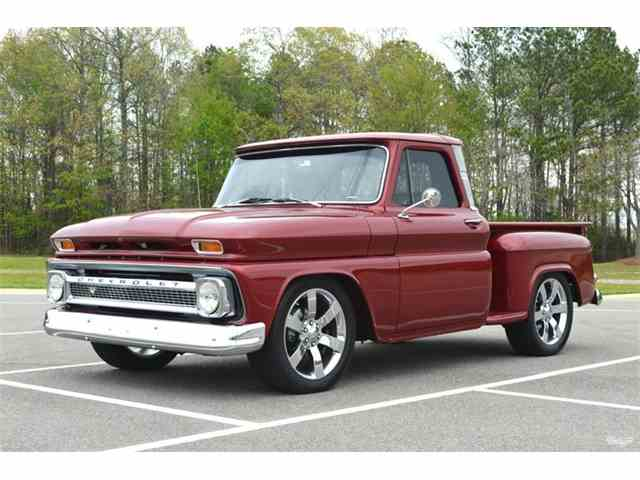Picture of Classic 1965 Chevrolet Pickup located in Alabaster Alabama - $49,500.00 - NMJW