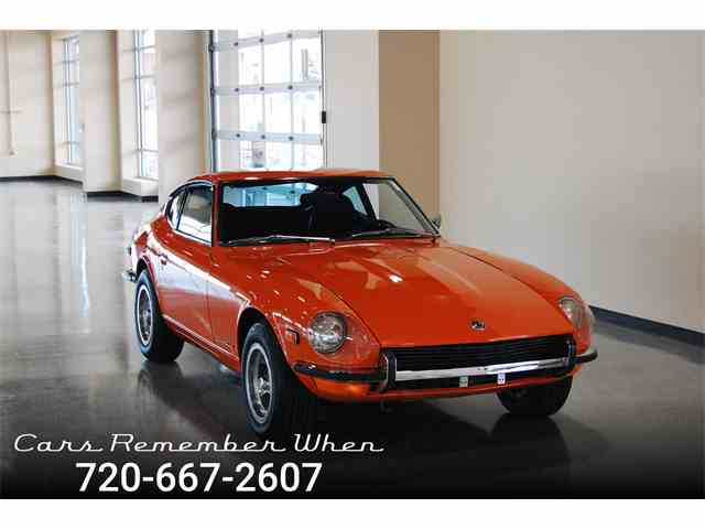 Picture of Classic '71 Datsun 240Z - $49,500.00 Offered by  - NKY0