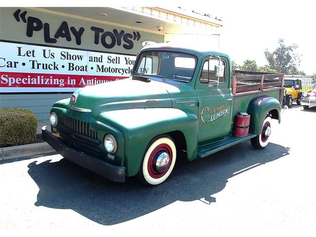 1950 to 1952 International for Sale on ClassicCars com on