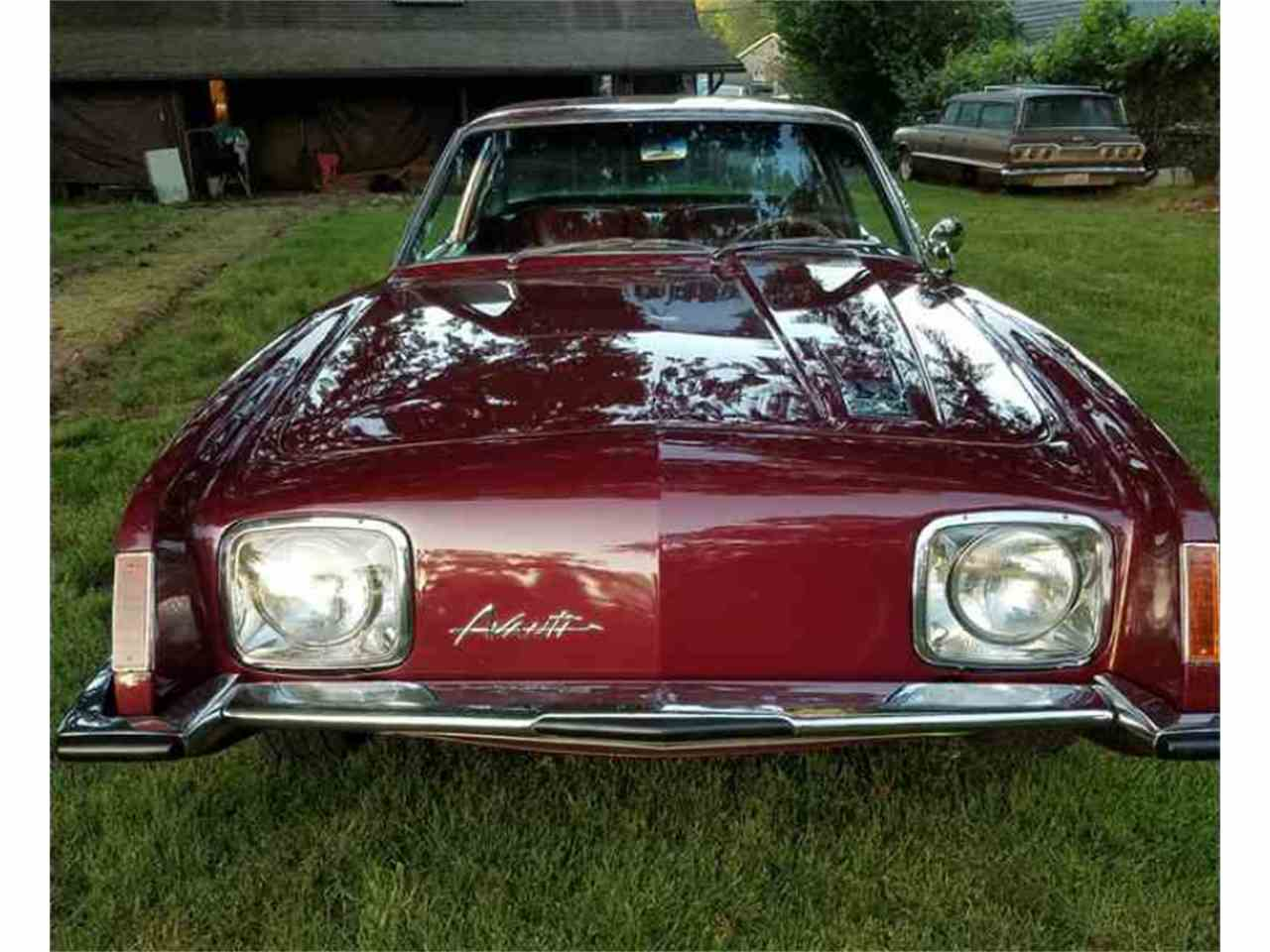 Large Picture of '64 Avanti - NMK7