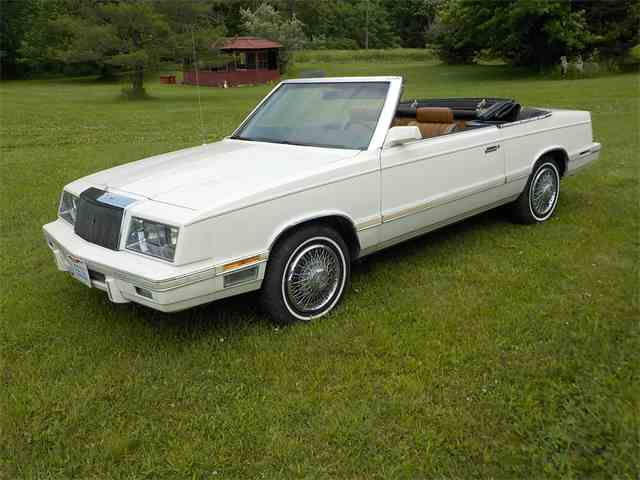 Picture of 1983 LeBaron - $3,900.00 Offered by a Private Seller - NMKH