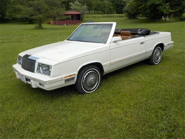 Picture of '83 LeBaron - NMKH