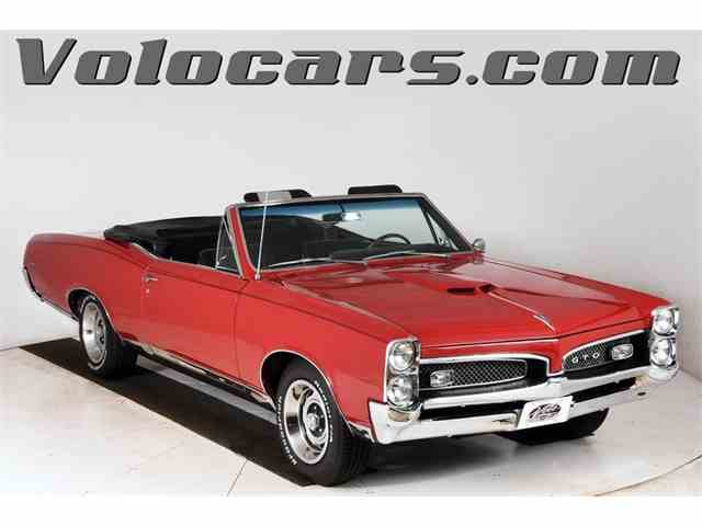 Picture of '67 GTO - NMKQ