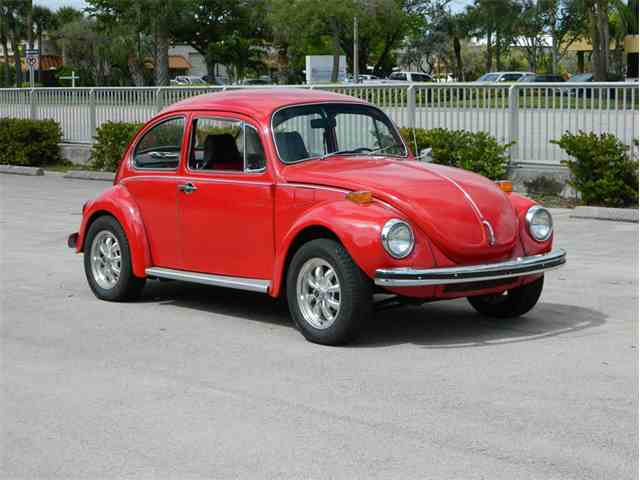 Picture of Classic '71 Volkswagen Beetle - NMKS