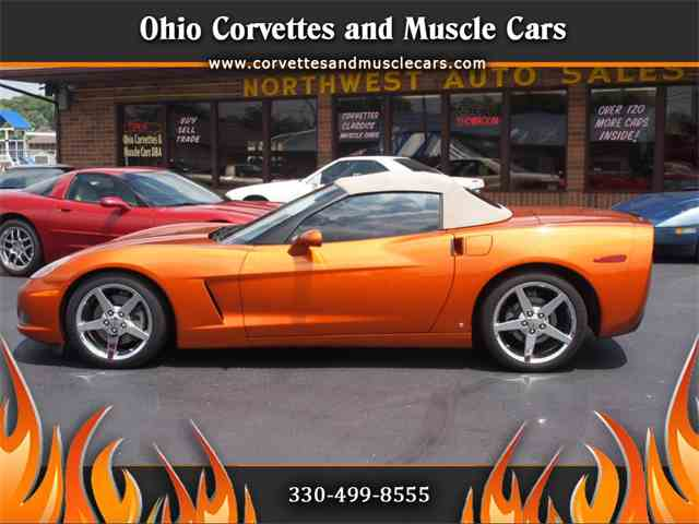 Picture of '07 Chevrolet Corvette - $29,500.00 - NML3