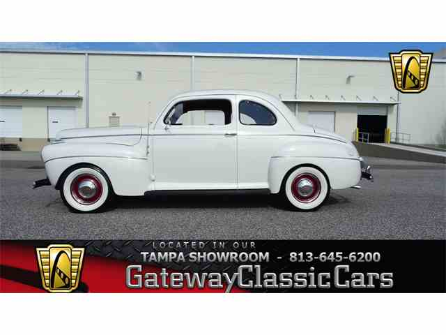 Picture of Classic 1941 Ford Super Deluxe located in Ruskin Florida Offered by  - NMLB