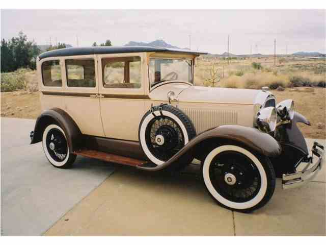 Picture of 1928 Dictator Auction Vehicle Offered by  - NMLF