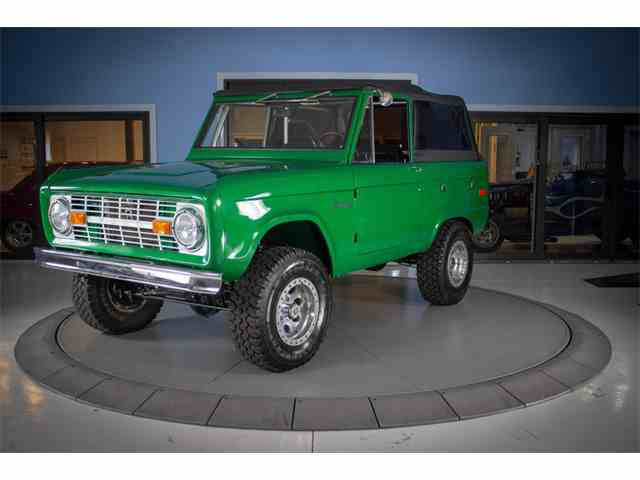 Picture of '74 Bronco - NMLL