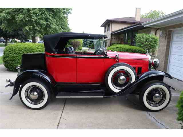 Picture of Classic '31 Ford Model A located in Illinois - $18,900.00 - NMLP